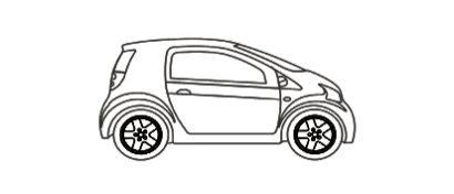 Pris på rengøring lille bil