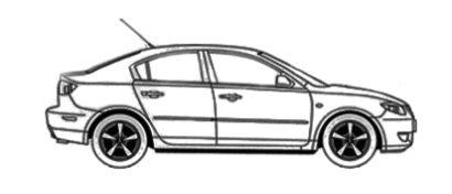 Pris på indvendig rengøring mellem bil